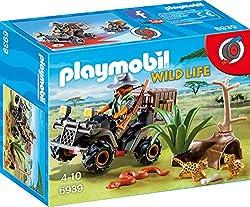 Playmobil 6939 - Wilderer mit Quad