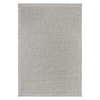 andiamo Teppich Savannah, pflegeleicht, robust, einfarbig mit Bordüre, Größe:160 x 230 cm, Farbe:Hellbraun