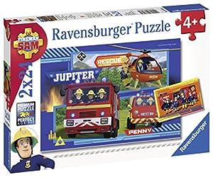 Ravensburger 00.007.826 Puzzle - Rompecabezas (Rompecabezas con Pistas Dibujadas, Dibujos, Niños, Niño/niña, 4 año(s), Interior)