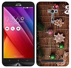WOW Printed Designer Mobile Case Back Cover For Asus Zenfone Selfie ZD551KL