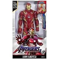 TOYICO! Iron Man Action Figure (Medium, Multicolour)