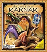 The Jewel Fish of Karnak [With Decoder and Map] by Graeme Base (1-Sep-2011) Hardcover