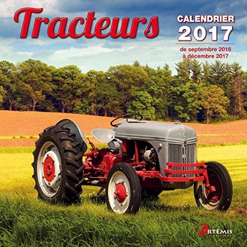 Calendrier tracteurs par Collectif