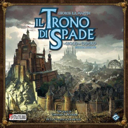 Giochi Uniti - Il Trono di Spade. Il Gioco da Tavolo [Seconda Edizione]