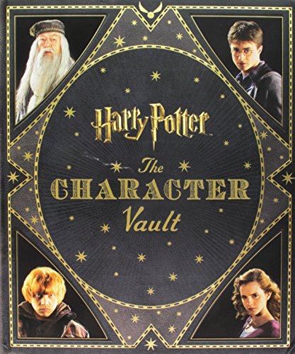 Jody Revenson Harry Potter Collection 3 Books Bundle (Harry Potter - The Creature Vault,Harry Potter: Magical Places from the Films,Harry Potter - The Character Vault) by Jody Revenson (2015-11-09)