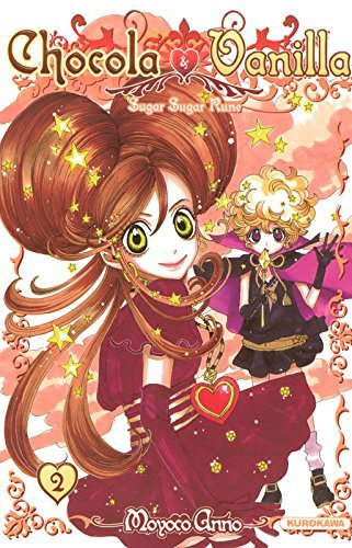 Chocola et Vanilla - Tome 2: Sugar sugar rune by MOYOKO ANNO (May 14,2007)