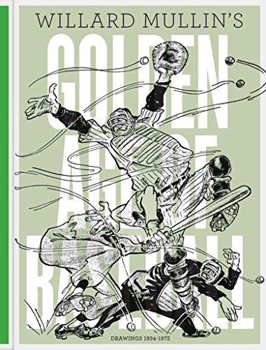 [(Willard Mullin's Golden Age of Baseball : Drawings 1934-1972)] [By (author) Hal Brock ] published on (August, 2013) par Hal Brock