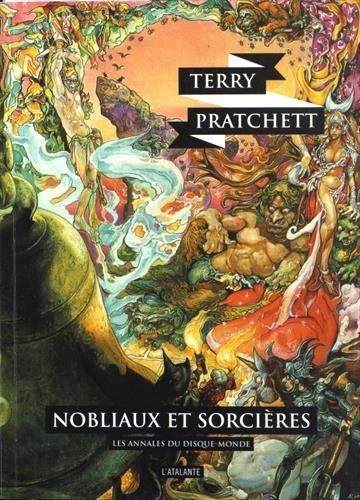 Les annales du Disque-Monde, Tome 14 : Nobliaux et sorcières par Terry Pratchett