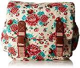 Basil Bloom Double Bag - Flower Gepäckträgertaschen