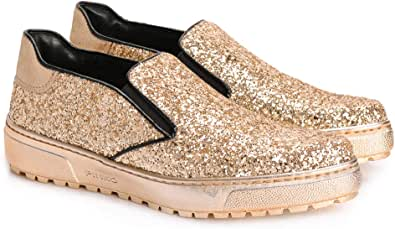 Pinko Marin Sneaker Gold