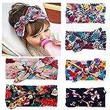 Skudgear Pack of 6 Baby Headbands (Multicolor)