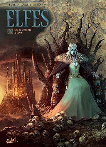 Elfes T16 par Jean-Luc Istin