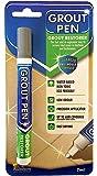 Fugenstift – für die Wiederherstellung von Fliesenmörteln in Badezimmern und Küchen, Grau