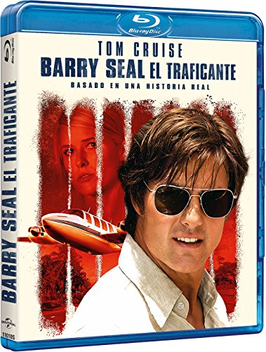 Barry Seal: El Traficante [Blu-ray] 61gm0XT8GwL