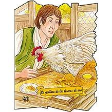 La gallina de los huevos de oro (Troquelados clásicos)