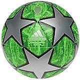 adidas Final UEFA Champions League 19 Balón de Fútbol, Hombre (5, Verde/Plata 2019)