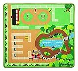 Melissa & Doug Spielteppich (100 x 90 Zentimeter) - Pferde (6 Teile)