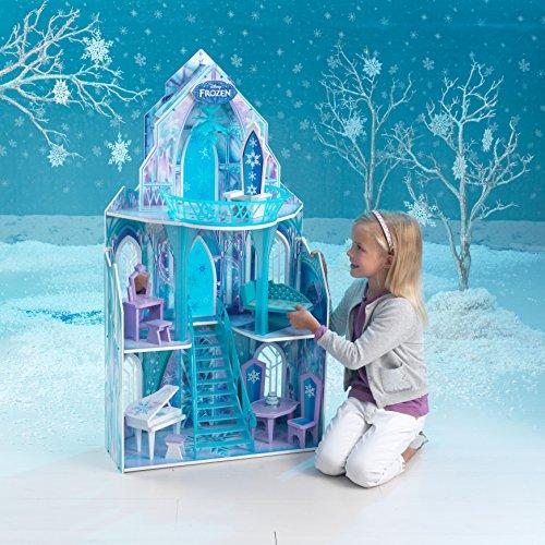 KidKraft 65881 Puppenhaus Disney Frozen Ice Castle, bunt - 3