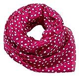edc by Esprit Accessoires 077ca1q003 Sciarpa, Rosa (Dark Pink 650), Taglia unica Donna
