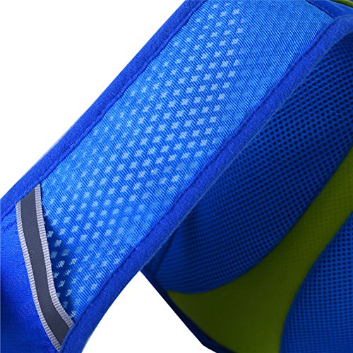 Fastar Outdoor Rucksack Outdoor Wasser Blase Bag tragbar outdoor Rucksack Wasser Tasche für Outdoor Sports Radfahren Wandern Camping Klettern Laufen Backpack:Black