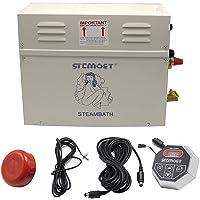 Topqsc 9kW automatique Générateur de vapeur sauna Home Spa Douche St-135m contrôleur Autodrain pour Home Spa