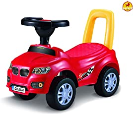 Baybee BMW 5 Series Ride-on Car (Red)