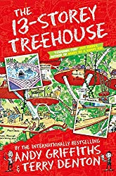 The 13-Storey Treehouse (The Treehouse Books)