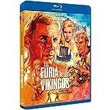 La Furia de los Vikingos 1961 BD-r Gli Invasori [Blu-ray]