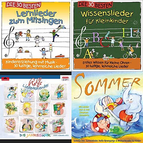 Lern-Lieder für Kinder (Digital-propeller-uhr)