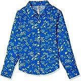 Pepe Jeans Girls' Shirt (GANIC LS J 4_Blue_12)