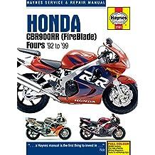Honda CBR900RR FireBlade 1992 - 1999 (Haynes Service and Repair Manuals)