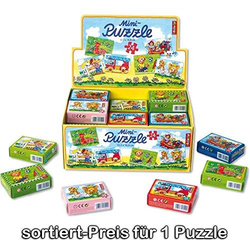 Lutz Mauder 17240 - Mini Puzzle, set di 5 pezzi al costo...