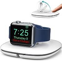 AHASTYLE Apple Watch Ladestation Pop-up Kabelmanagement Ständer Ladestation Dock【Ladegerät Nicht Enthalten】für iWatch…