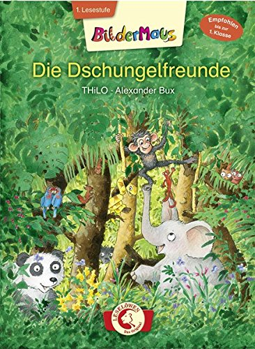 Die Dschungelfreunde - Bildermaus 1. Lesestufe