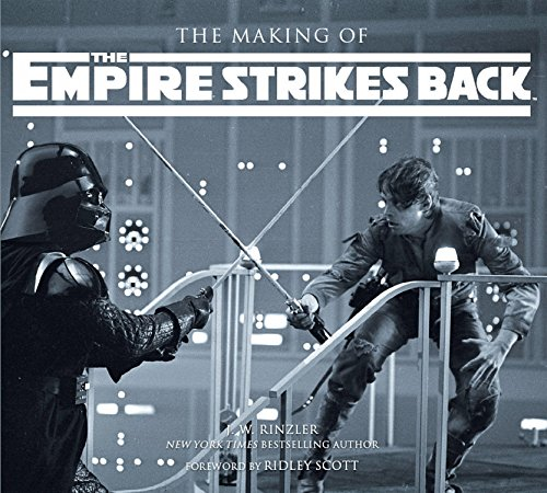 Making of the Empire Strikes Back Cover Image