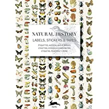 Natural History - Labels, Stickers & Tape (Label & Sticker Book)