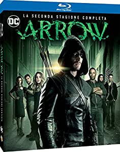 Arrow - La Seconda Stagione Completa (4 Blu-Ray)
