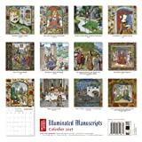 Image de British Library Illuminated Manuscripts wall calendar 2015 (Art calendar)
