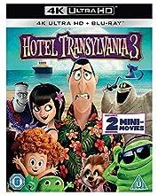 Hotel Transylvania 3: A Monster Vacation (2 Discs - Bd & Uhd) [Edizione: Regno Unito]