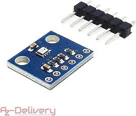 AZDelivery GY-bmp280baromet elettrico sensore pressione atmosferica Modulo per Arduino e Raspberry Pi
