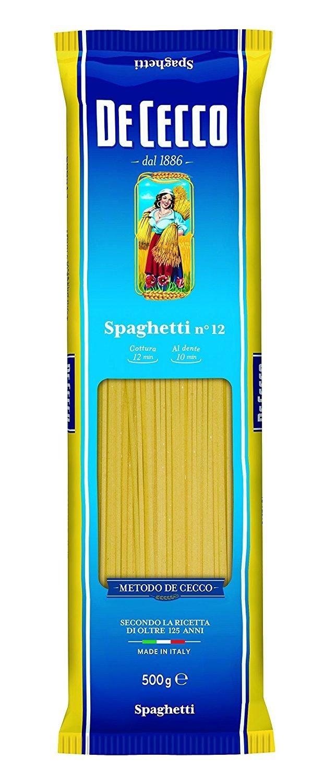 de Cecco frumento spaghetti 500�g
