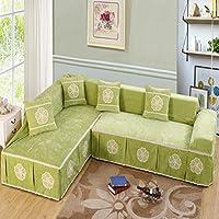 LY&HYL All-Season per la casa Tessile copertura completa universale antiscivolo combinazione divano asciugamano universale Divano copertura , 3 , 200*260Loveseat