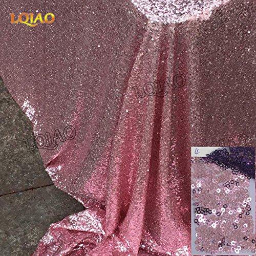 BLUELSS Europäische Mode Tischdecke Flower BronzingTable Tücher Hotel öldicht Wasserfeste Tischdecke Hochzeit Anti Hot Tischdecken, Pink Gold