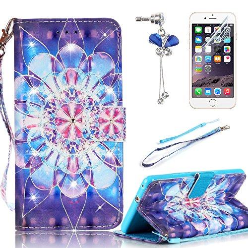 sunroyalr-cover-iphone-7-custodia-iphone-7-47-portafoglio-wallet-flip-libro-dipinto-case-cover-in-pu