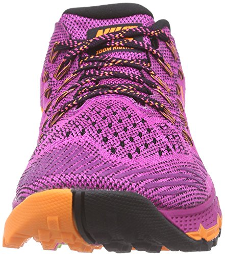NikeAir Zoom Terra Kiger 3 - Scarpe da corsa donna Rosa (Pink (Fuchsia Flash/Bright Citrus/Nbl Purple))