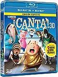 ¡Canta! (Blu-ray 3D + Blu-ray) [Blu-ray]