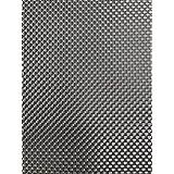 Alfombra Cocina Pvc Comart a (vinilo PVC Plástico Industrial antimanchas) cm 50 x 330 Unito Grey