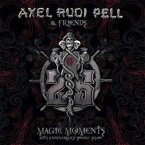 Axel Rudi Pell: Magic Moments -25th Anniversary Special Show (Audio CD)
