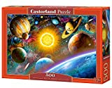 Castorland Puzzle Espace 500 pièces - Multicolore