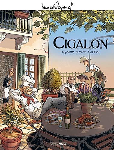 Marcel Pagnol en BD (3) : Cigalon